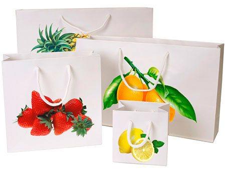 Сборка бумажных пакетов