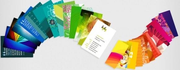 Быстрая печать визитных карточек от компании «Техноформат»